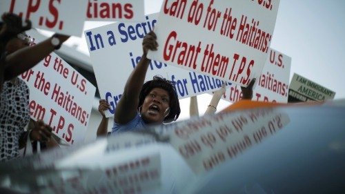 Haitian immigrants get extension of protected status, worry it might not be long enough