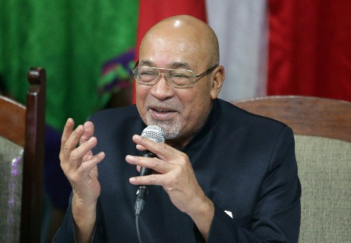 Suriname leader says he is victim of political game after murder conviction