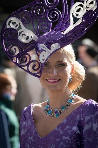 Ladies Day at Cheltenham Racecourse: Pictures