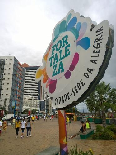 Fortaleza in Northeast Brazil: A Photo Gallery