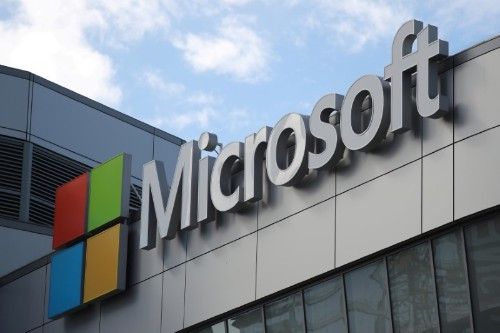 Microsoft soars past $800 billion in value after bumper results