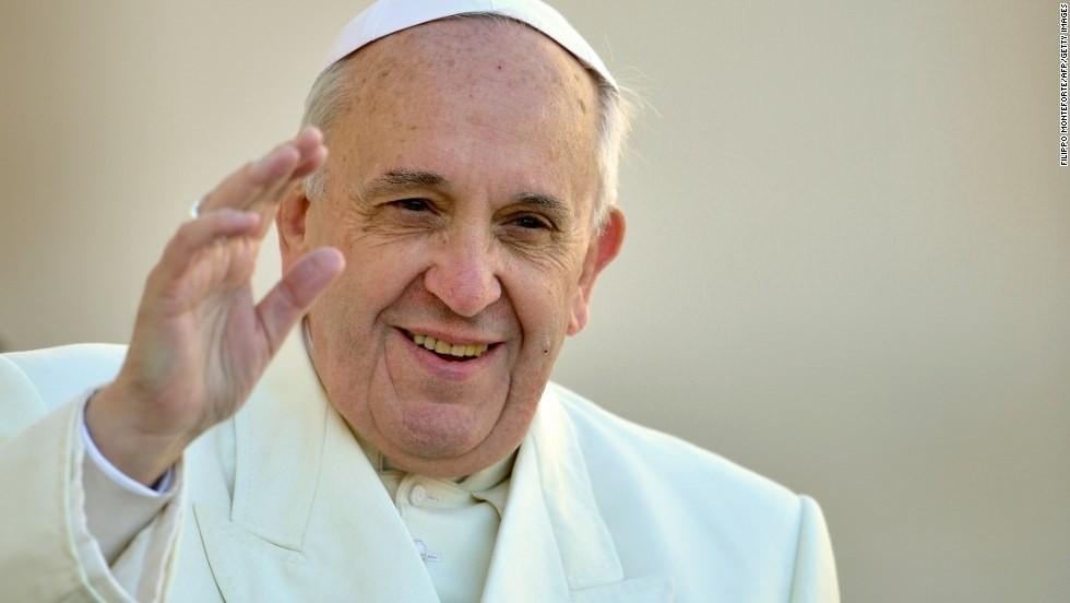 10 consejos del Papa para alcanzar la felicidad | CNN