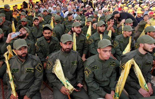 Hezbollah leader says Israel should be on high alert after Beirut, Syria attacks