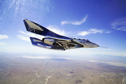 Virgin Galactic toma salto hacia el turismo espacial