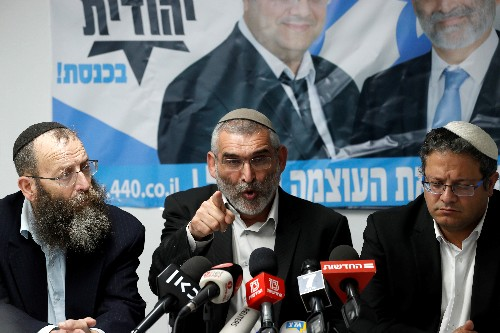 Israel's top court disqualifies far-rightist, approves Arab party for ballot