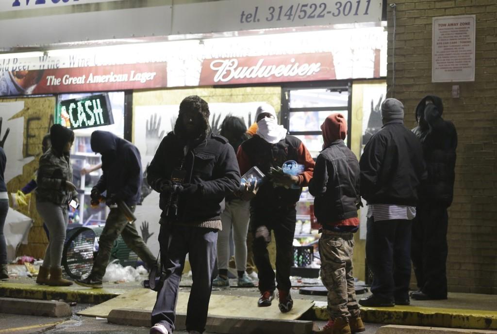 Nationwide Protest over Ferguson