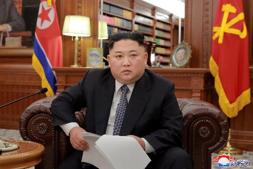 North Korea's Kim: I don't want my children to bear burden of nuclear arms - report