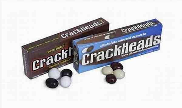 Crackhead candy