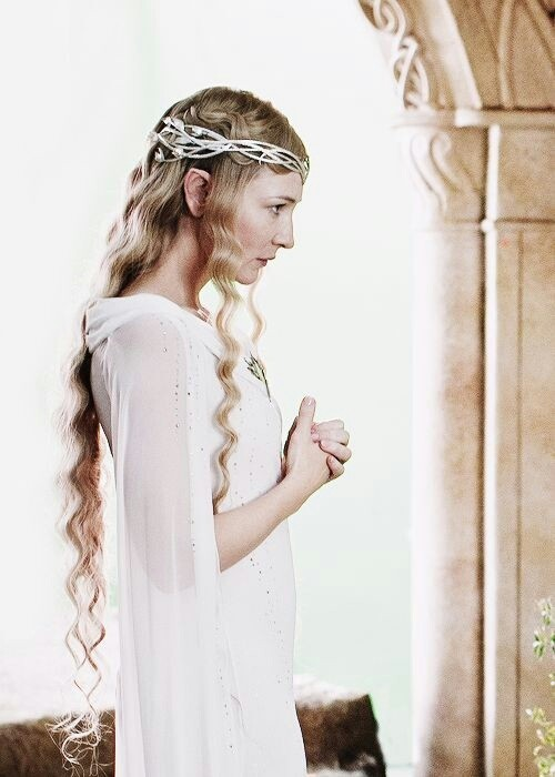 Galadriel, most beautiful of all the house of Finwë!!