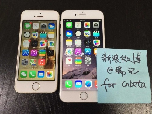 This Could Be Our First Real Look At A Working iPhone 6