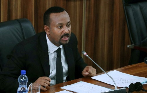 Ethiopia faces more conflict with ethnic group's push for region