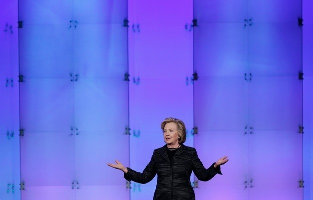 As Clinton Asks For Release Of Emails, An Undisclosed Number Remain Private