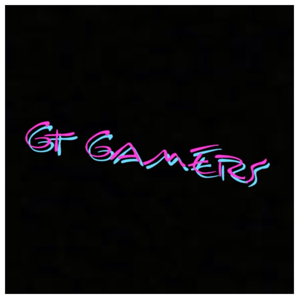 GT GAMERS - Magazine cover