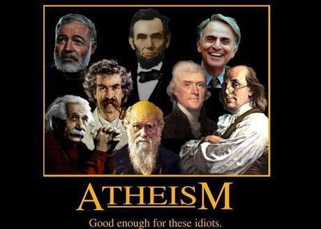Atheistic Memes - cover