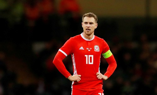 Soccer: Ramsey unfit for Wales' Euro qualifier against Slovakia