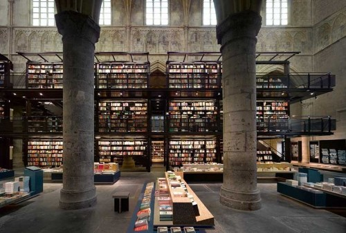 These 12 Bookstores Are Worth Travelingfor