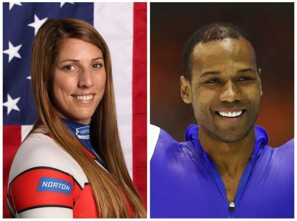 After losing coin toss, speedskater Shani Davis rips U.S. Olympic flag-bearer selection
