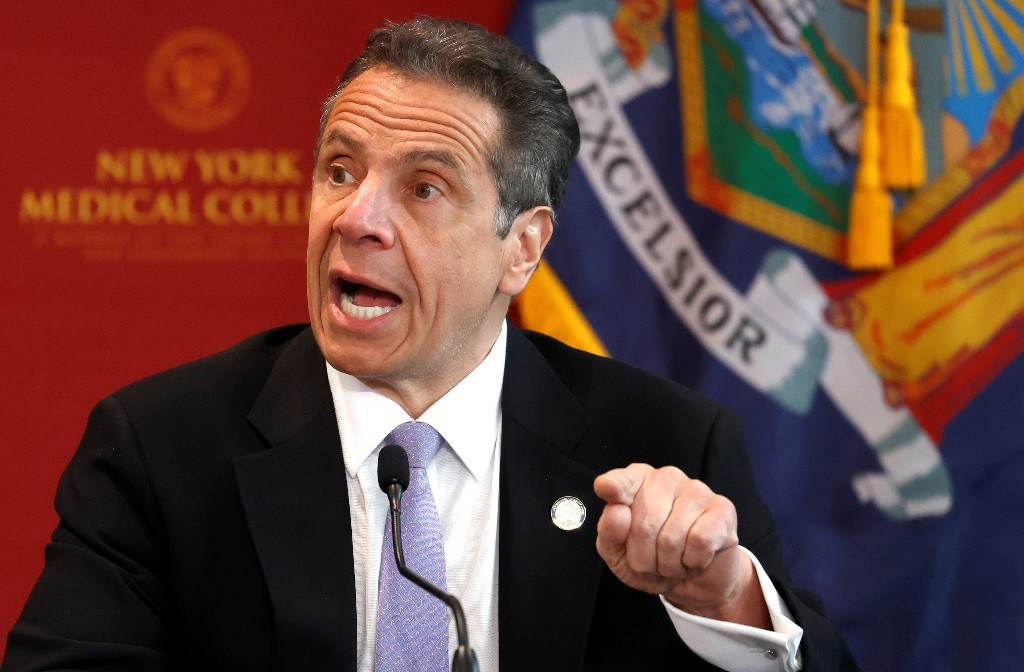 New York Governor Cuomo: Pro teams can return to facilities