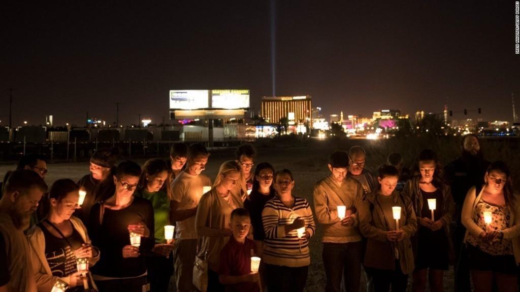 Las Vegas massacre survivors 2 months later: 'We're in the dark'