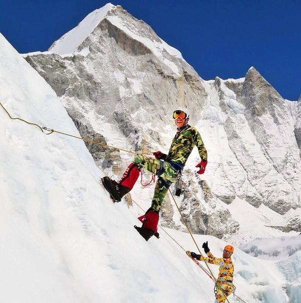 Google Executive Dan Fredinburg Dies In Everest Avalanche After Nepal Earthquake