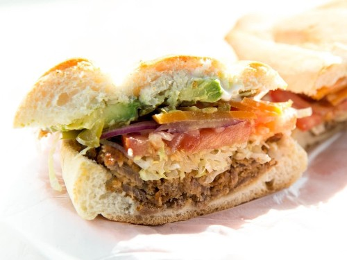 Spicy, Seared, Smothered, Stacked: An Introduction to Mexican Sandwiches