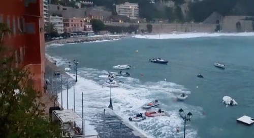 At least four dead after massive floods hit southeastern France