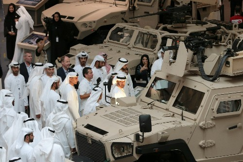 UAE announces $1.1 billion of military deals with international companies: IDEX
