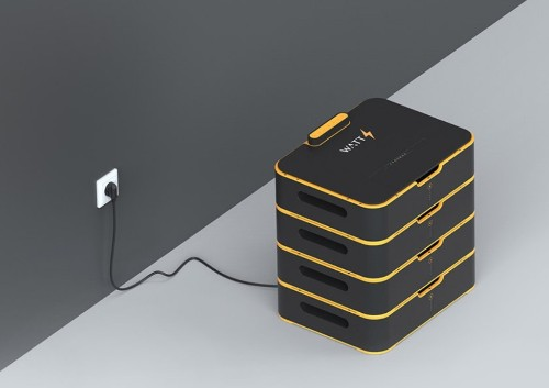 Watts is a huge battery that powers your home