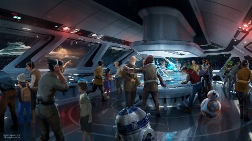 Disney announces a Westworld-like, fully immersive Star Wars resort