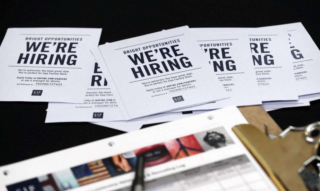 US economy smashes expectations to add 271,000 jobs in October