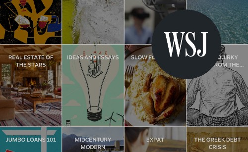 Publisher Spotlight: The Wall Street Journal
