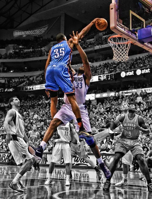KD with that POSTER