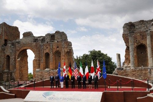 World Leaders Meet for G7 in Italy: Pictures