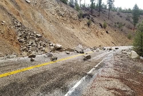 'I heard the roar': 6.5 earthquake hits Idaho