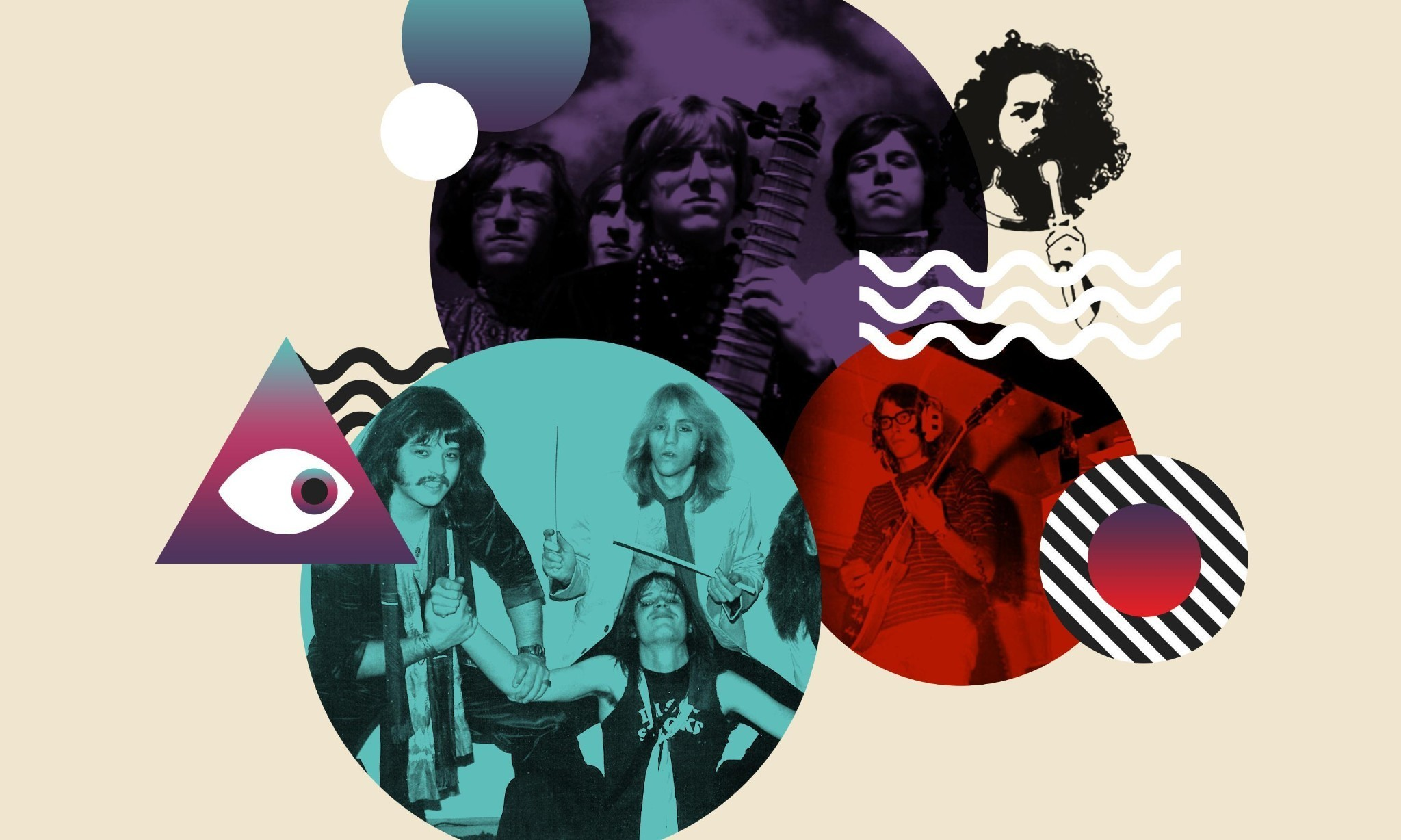 Brown Acid: the sound that rock forgot