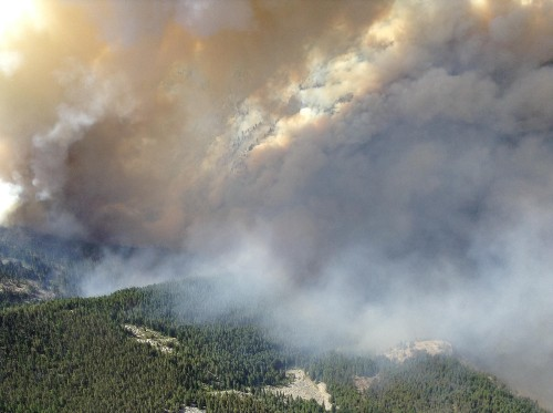 Wildfires Consume the West: Pictures