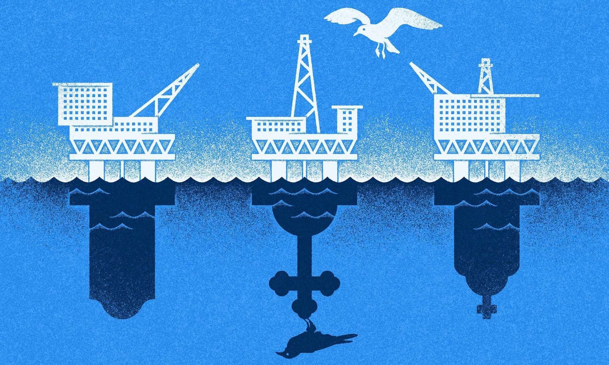 North Sea oil is in its death throes. But the industry has one last grand act left