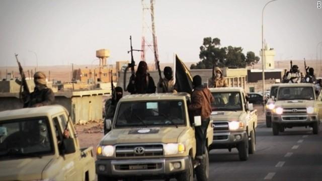 Why does ISIS keep making enemies?