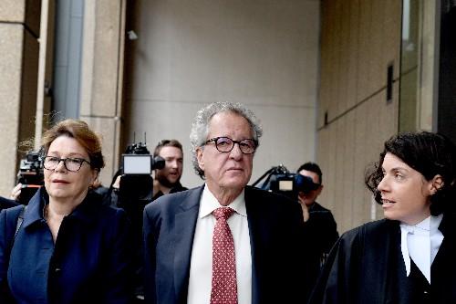 Oscar-winner Rush wins defamation suit against News Corp's Australian arm