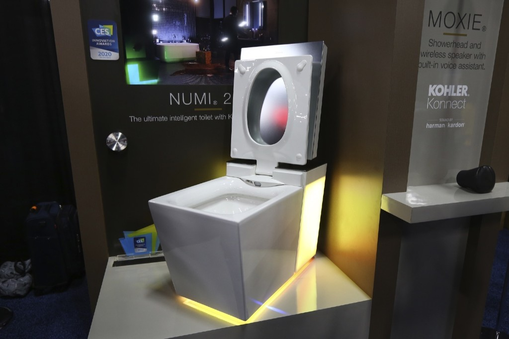 Cool, New Gadgets at CES: Pictures