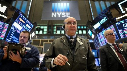 Global stock decline on growth, Brexit worries; Wall St. gains