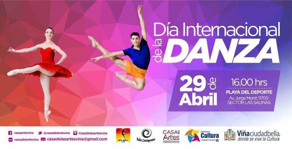 Día de la Danza - Magazine cover