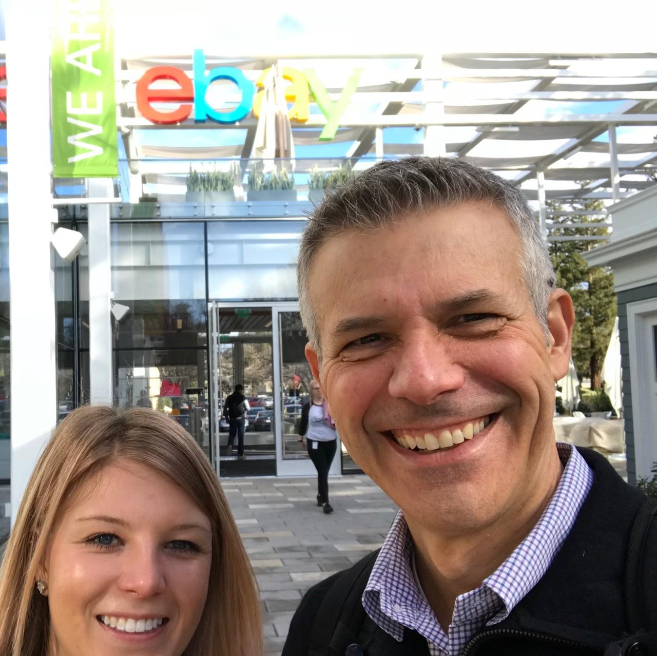 Helping eBay fill it's shopping cart with Flipboard. @shannonklarson@flipboard