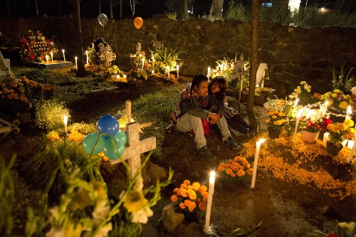 Day of the Dead, All Saints Day in Pictures