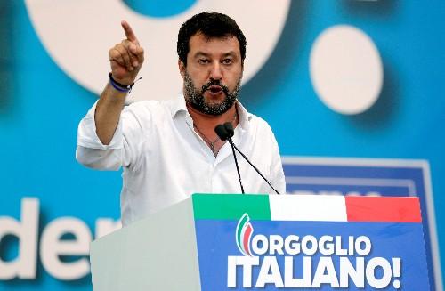 Italy's coalition loses three senators in blow to already tiny majority