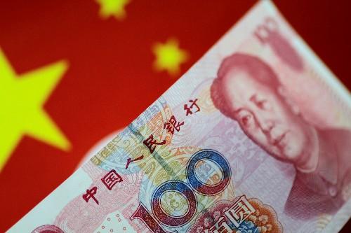 中国新規元建て融資、10月は予想大幅に下回る 景気減速を示唆