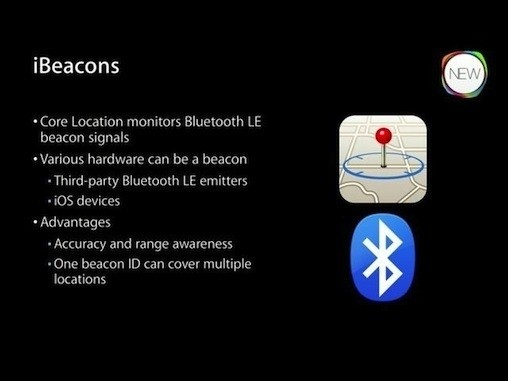Here's another look at Apple's own iBeacon
