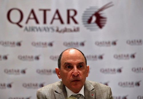 In wake of Delta deal, Qatar Airways says could consider raising LATAM stake