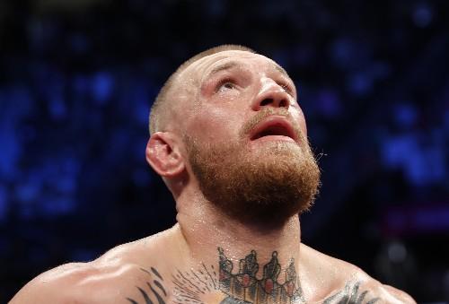 Conor McGregor announces shock retirement