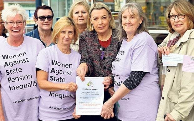 500,000 women deserve a better state pension deal